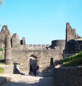 Devagiri Daulatabad Fort