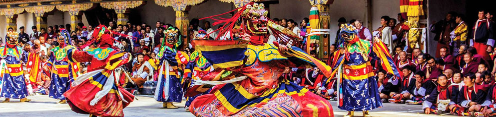 Festivals of Thimphu