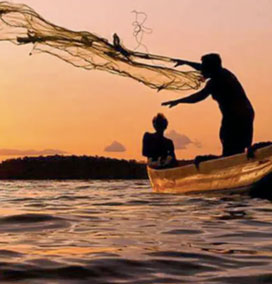 Fishing in Pondicherry