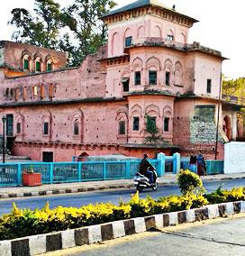 Gauhar Mahal Bhopal