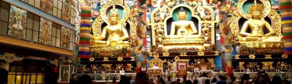 Golden Temple, Coorg