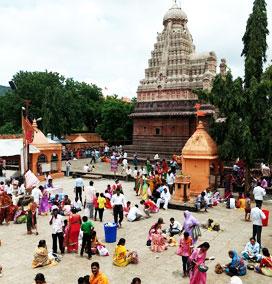 Grishneshwar Temple, Aurangabad