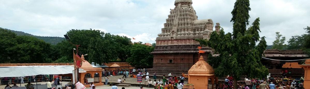 Grishneshwar Temple in Maharashtra