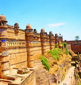 Gwalior Fort, MP
