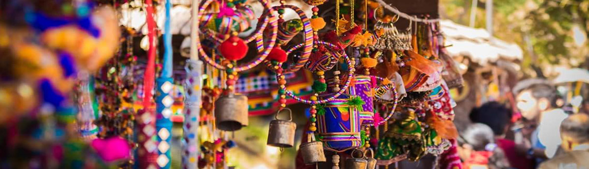 Hathipole Market Udaipur