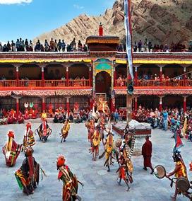 Hemis Monastery, Ladakh
