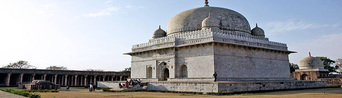 Hoshang Shah Tomb, Mandu