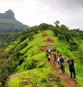 Irshalgad Fort, Matheran