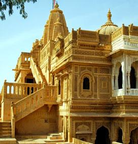 Jain Temples, Jaisalmer