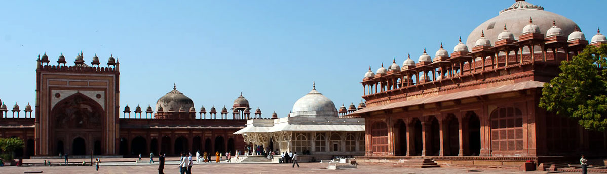 Jama Masjid, Fatehpur Sikri
