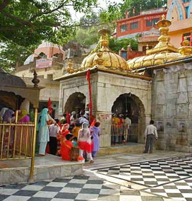Jwala Mukhi Temple