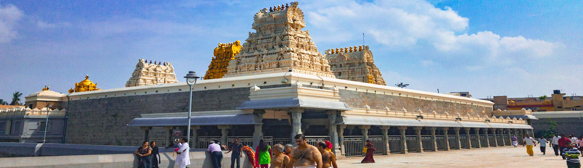 Kanchipuram Kamakshi Temple, Kanchipuram