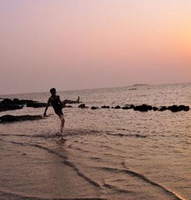 Kihim beach Alibaug