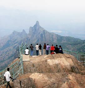 Kodanad View Point