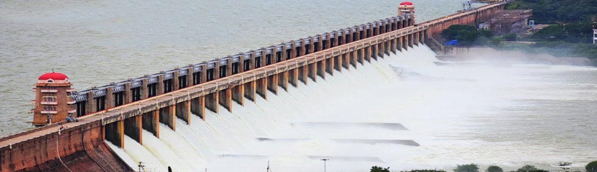 Krishnarajasagar Dam, Mysore