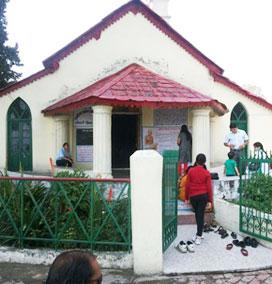 Lakshmi ashram Kausani