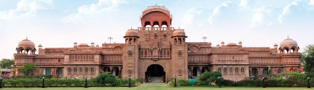 Laxmi Niwas Palace, Bikaner