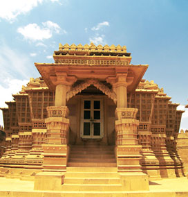 Laxminath Temple, Jaisalmer