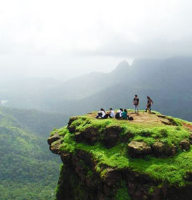 Louisa Point, Matheran