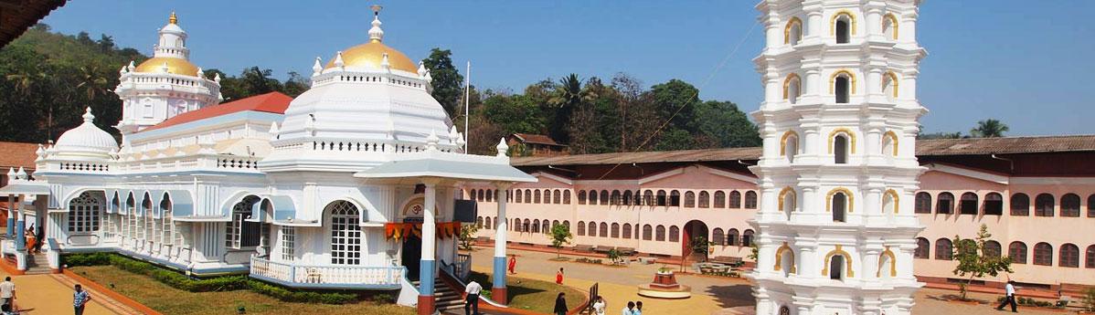 Mangeshi Temple , Goa