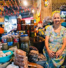 Mapusa Bazaar, Goa