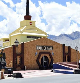 Military Hall of Fame, Ladakh