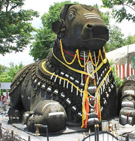 Nandi Temple, Bangalore
