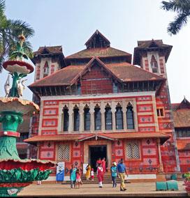 Napier Museum, Trivandrum