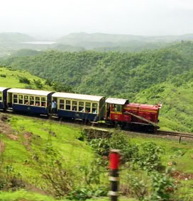 Neral Toy Train, Matheran