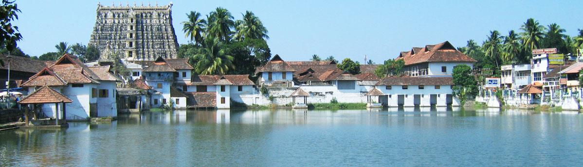 Padmanabhaswamy Temple in Trivandrum
