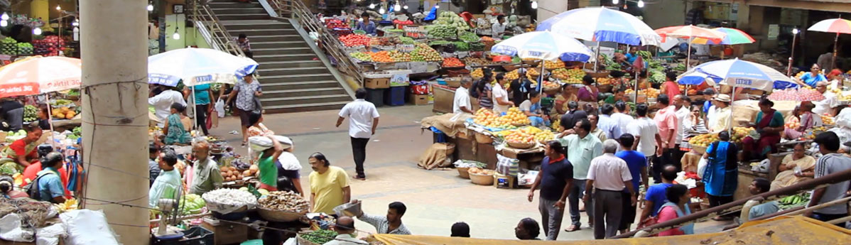 Panjim Market Goa