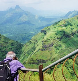 Panorama Point, Matheran