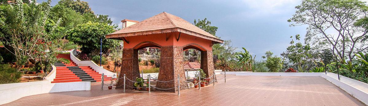 Pazhassi Tomb in Wayanad