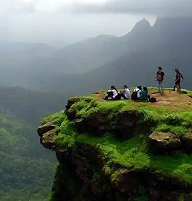 Porcupine Point, Matheran