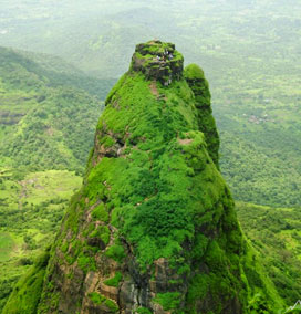 Prabalgad fort, Matheran