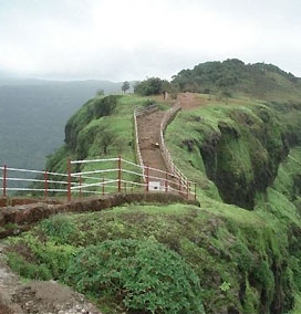 Queen of Points, Mahabaleshwar