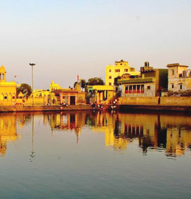 Radha Kund, Vrindavan