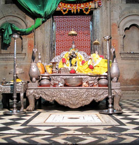 Sri Radha Raman Mandir, Vrindavan