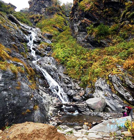 Rahala Falls, Manali