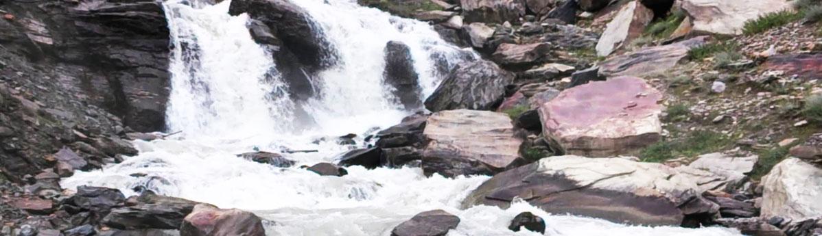 Rahala Falls Manali