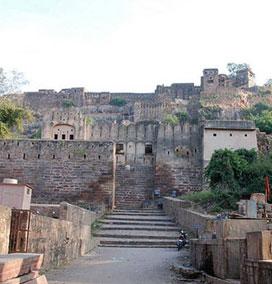 Ranthambore Fort, Ranthambore