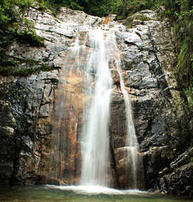 Rudra Dhari Waterfalls, Kausani