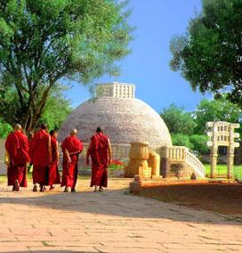 Sanchi Stupa, Bhopal
