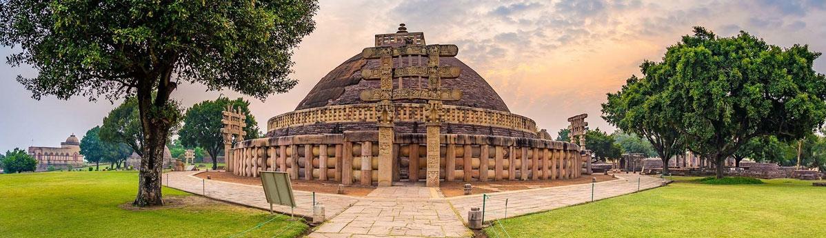 Sanchi Stupa Bhopal