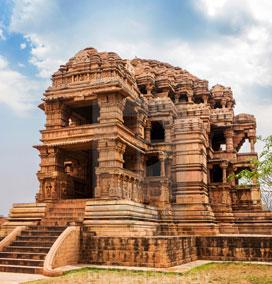 Sasbahu Temple, Gwalior