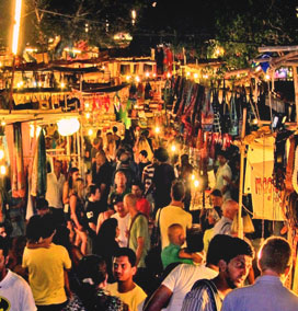 Ingo's Saturday Night Bazaar, Goa