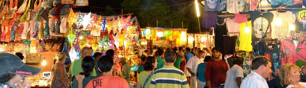 Ingo's Saturday Night Bazaar, Goa