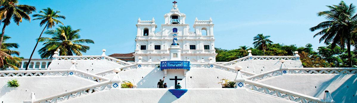 Se Cathedral Church Goa