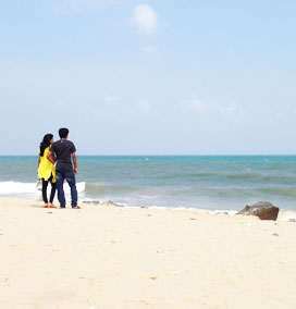 Serenity Beach, Pondicherry