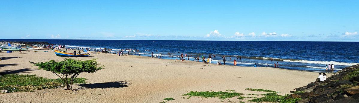 Serenity Beach, Pondicherry